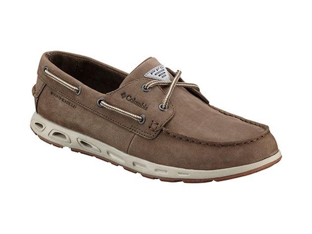 Columbia férfi bőr cipő BM4438k_255 Bonehead Vent Leather Pfg (Méret: 43)