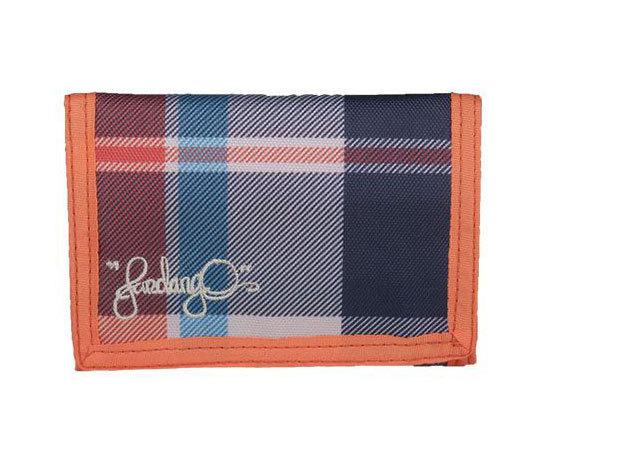 Fundango pénztárca funkcionális zsebekkel 9x13 cm (9EH211_260 MURZA)