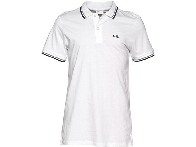 Jack and Jones férfi póló - FEHÉR / Választható méret: M, L, XL, XXL