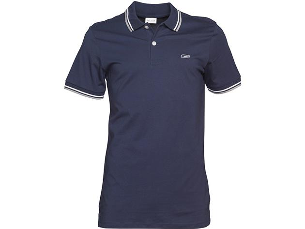 Jack and Jones férfi póló - SÖTÉTKÉK / Választható méret: M, L, XL, XXL