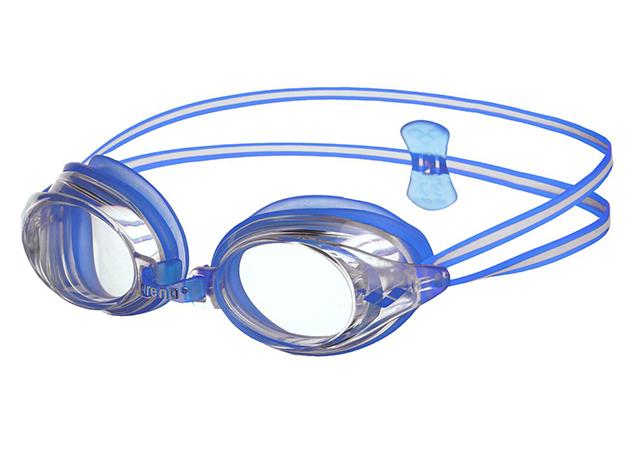 Arena DRIVE 2 92409 úszószemüveg - kék, átlátszó lencse