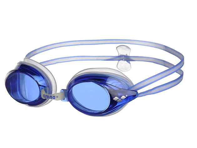 Arena DRIVE 2 92409 úszószemüveg - kék / kékes lencse