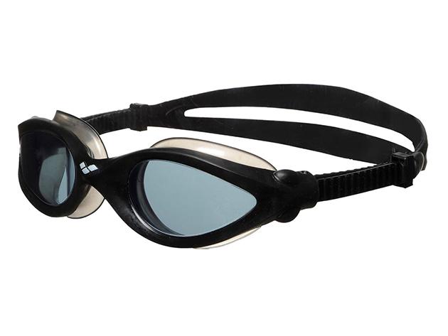 Arena IMAX PRO 92390 úszószemüveg - fekete / füstös lencse