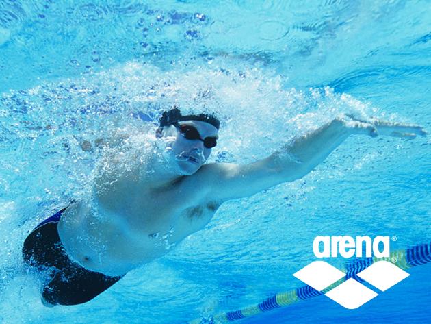 Arena AQUAFORCE, DRIVE 2, és IMAX PRO úszószemüvegek állítható pánttal és UV szűrővel - a legjobb választás
