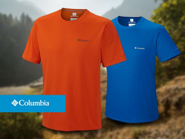 292b8756b5 COLUMBIA férfi technikai póló, hűsítő technológiával (S-XXL méret) -  sportolj prémium ruházatban