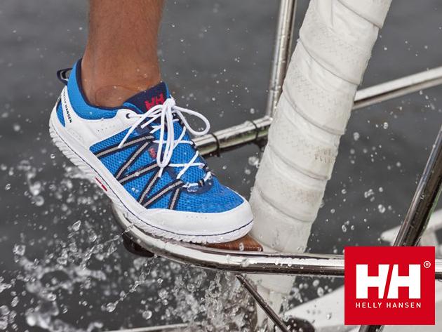 Helly Hansen SAILPOWER 3 férfi vitorlás cipő - stílusos lábbeli lélegző  felső résszel és hajlékony fc25e8735b