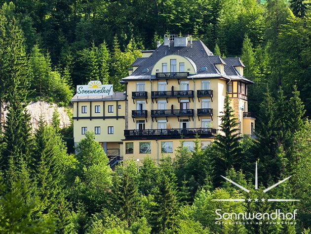 Kikapcsolódás Semmeringen! Hotel Sonnwendhof - 5 vagy 7 éjszaka 2 fő részére svédasztalos reggelivel