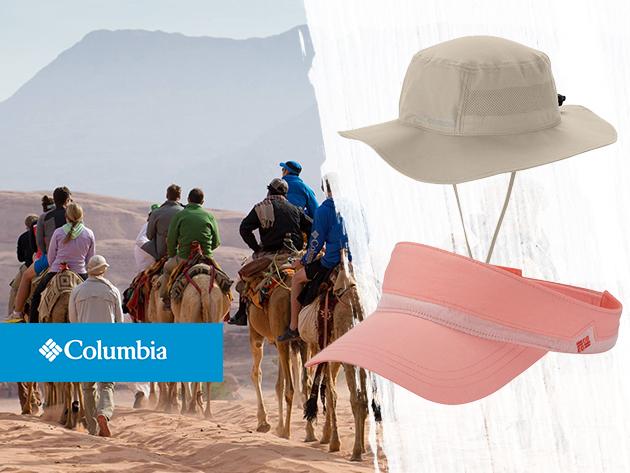 COLUMBIA nyári fejfedők - napellenző 3ee88740e3
