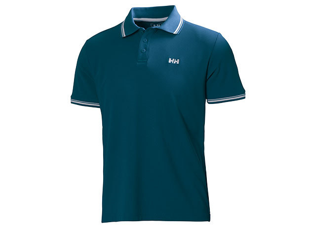 Helly Hansen KOS SS POLO PRUSSIAN BLUE S (50565_287-S)
