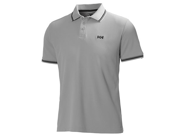 Helly Hansen KOS SS POLO LIGHT GREY L (50565_930-L)