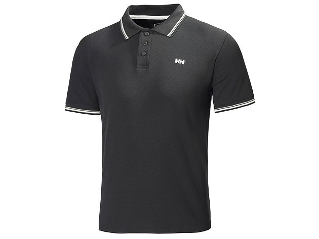Helly Hansen KOS SS POLO EBONY XXXL (50565_980--3XL)