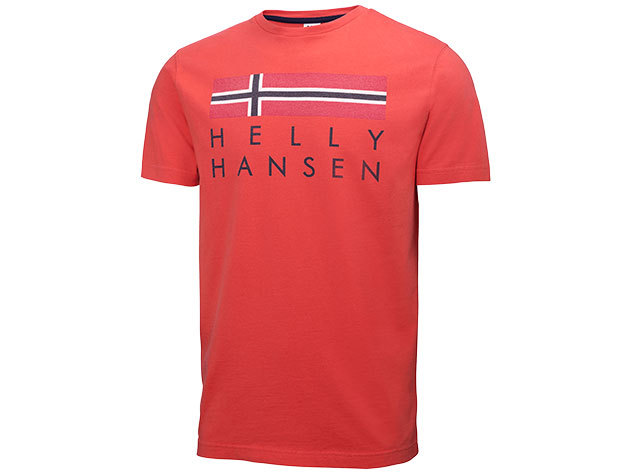 Helly Hansen GRAPHIC SS T-SHIRT SUMMER M (51587_365-M)