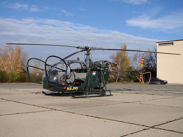 Helikopteres sétarepülés a Balaton fölött, 4 személy részére