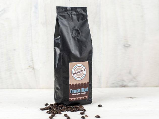 Francia Blend prémium szemes kávé (250 g)