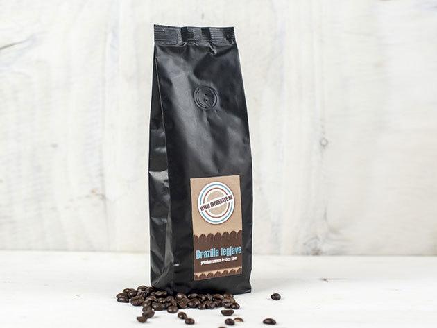 Brazil prémium szemes kávé (250 g)
