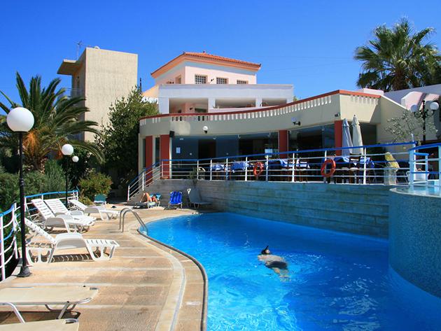 2015.06.29-07.05. vagy 08.24-09.05. között - Kréta, Pelagia Bay Hotel***, 4 éjszaka 2 főnek félpanzióval