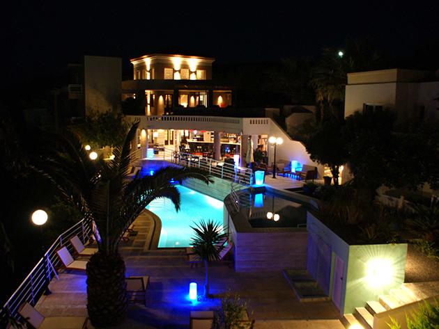 2015.07.06-08.23 között - Kréta, Pelagia Bay Hotel***, 7 éjszaka 2 főnek félpanzióval