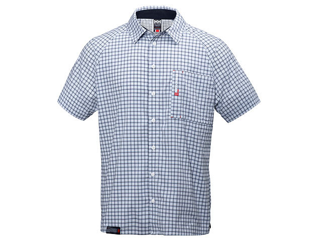 Helly Hansen HP QD SS SHIRT WHITE L (54215_001-L)