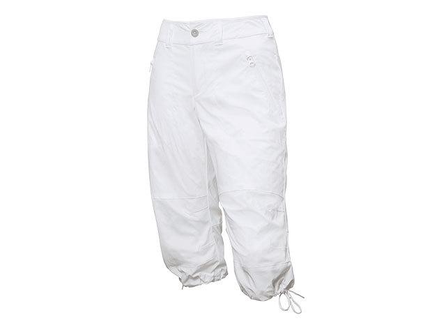Helly Hansen W SKAGEN 3/4 PANTS WHITE 28 (51571_001-28)