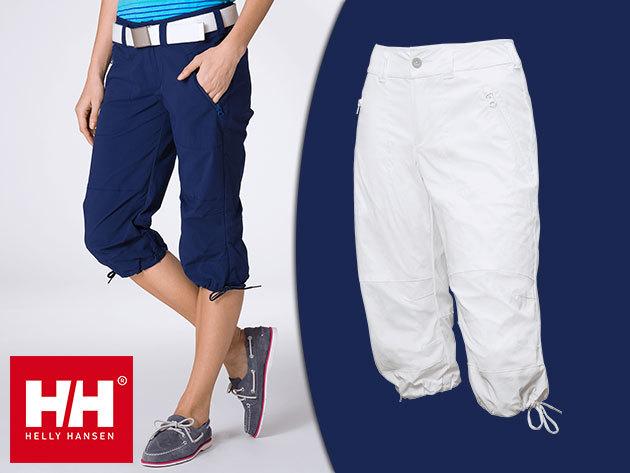 Helly Hansen W SKAGEN 3/4 PANTS - csinos női 3/4-es nadrág, gyorsan száradó anyagból