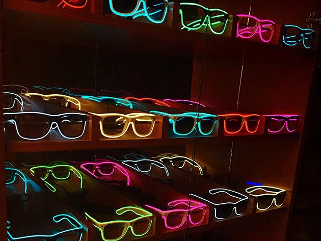 Luminglass Party Szemüveg b880a29998