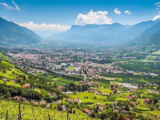 Üdülj Dél-Tirolban! 4 nap / 3 éjszaka szállás 2 fő részére félpanzióval és wellnessel - Hotel Royal***