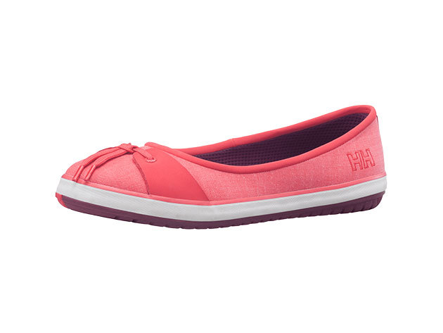 Helly Hansen W MALIN PINK SHAKE / BOYSENBERRY 38.7/7.5 (10915_241-7.5)