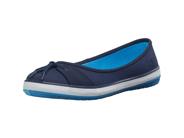 Helly Hansen W MALIN NAVY / AZURE BLUE / BRIGH 41/9.5 (10915_597-9.5)
