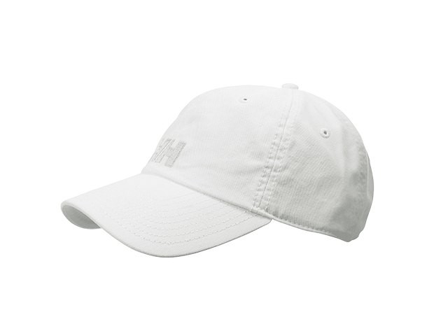 Helly Hansen LOGO CAP WHITE STD (38791_001-STD)