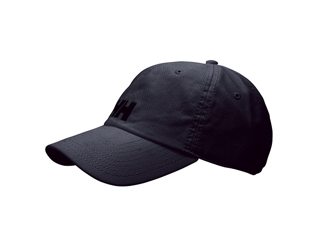 Helly Hansen LOGO CAP BLACK STD (38791_990-STD)