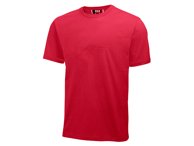 Helly Hansen CREW T-SHIRT RED 128/8 (50683_162-8)