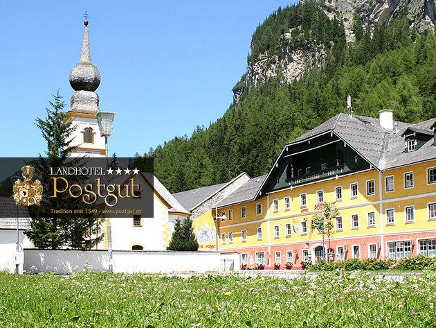 OBERTAUERN! 4 Nap/3 éj vagy 7 nap/6éj szállás félpanzióval - Hotel Postgut**** Tweng, Salzburgerland