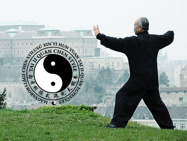 Chen stílusú taiji (Tai Chi) kezdő tanfolyam, 9 alkalmas havi bérlet - Tanulj közvetlenül a 35 éves oktatási tapasztalattal rendelkező kínai nagymestertől, Han Kui Yuan-tól!