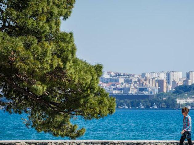 2015.09.30-ig / nyaralás a horvát tengerparton, a Hotel Villa Zarko-ban - 2 éjszaka 2 fő részére, félpanzióval