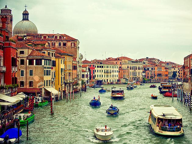 2015.09.18-20. Őszi hétvégék Velencében (3nap/2éj) félpanziós ellátással, idegenvezetéssel / fő