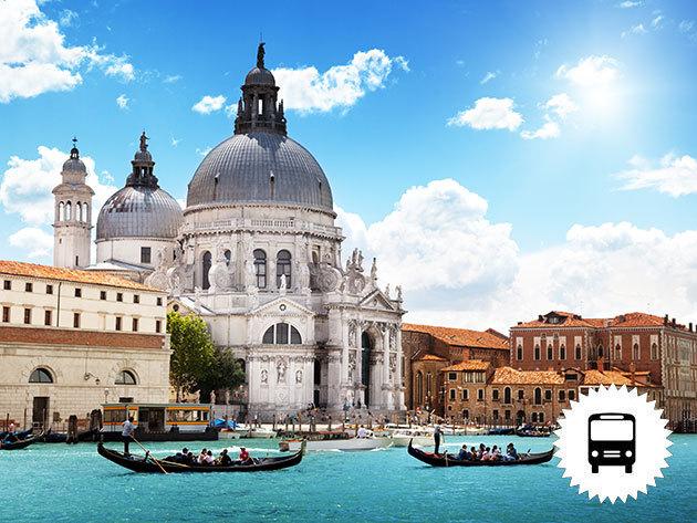 Őszi hétvégék Velencében - autóbuszos utazás, 2 éjszaka szállással, félpanzióval, idegenvezetéssel, Postojnai cseppkőbarlang látogatással /fő