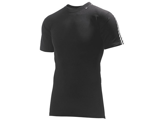 Helly Hansen HH DRY STRIPE T BLACK L (48816_998-L)