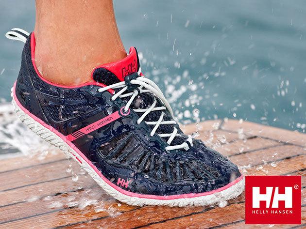 Helly Hansen W HYDROPOWER 4 női vitorlás cipő - lélegző, hajlékony, jól tapadó, antibakteriális - a vízi sportok élenjáró cipője