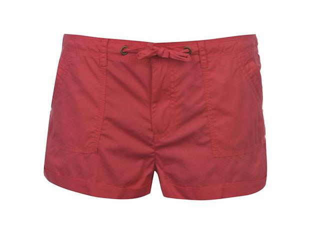 Lee Cooper női rövidnadrág (57107906_SM) - piros