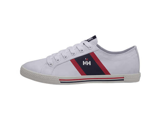 Helly Hansen BERGE VIKING LOW WHITE / NAVY / RED 44.5/10.5 (10764_001-10.5)