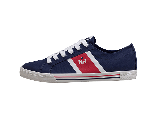 Helly Hansen BERGE VIKING LOW NAVY/WHITE/RED 43/9.5 (10764_597-9.5)