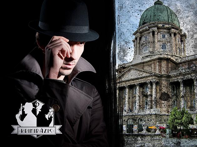 Szabadtéri nyomozótúra a Krimibázistól 2-4 fő részére a Budai Várnegyedben / izgalmas program családoknak, baráti társaságoknak