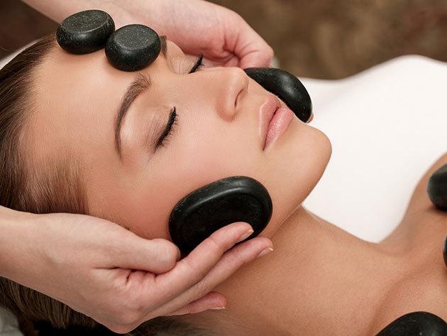 Arcfiatalítás: Ránctalanító vákuum kezelés + Kollagénes bőrfeszesítő arcmasszázs + Lávaköves arcvasalás / III. kerület
