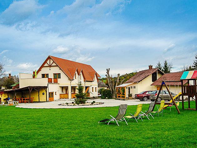 Szilvásvárad, Luxus Tanya - 4 napos üdülés 2 fő részére (vagy nagyobb társaságoknak) minőségi 'country' apartmanban, vidéki falatozásokkal és ingyenes extrákkal, hétvégi felár nélkül!