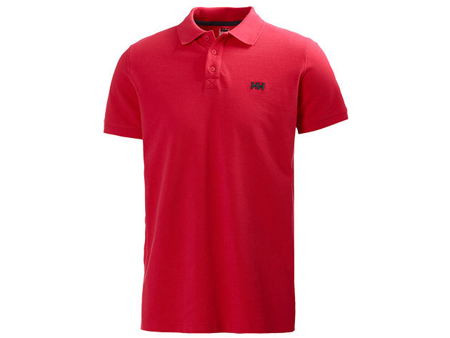 Helly Hansen TRANSAT POLO RED S (50583_162-S)
