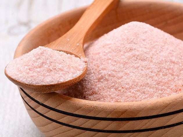 Himalája só (1 kg) a Nature Cookta-tól, adalékanyagoktól mentesen, természetesen