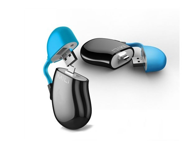 MiLi Power Candy hordozható külső akkumulátor (500mAh) - microUSB