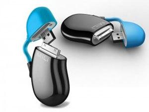 MiLi Power Candy hordozható külső akkumulátor (500mAh) - Apple Dock Connector - 30 tűs: 4, 4S készülékekhez)