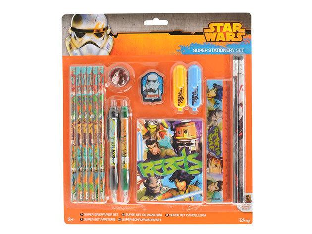 Star Wars 16 db-os iskolai szett