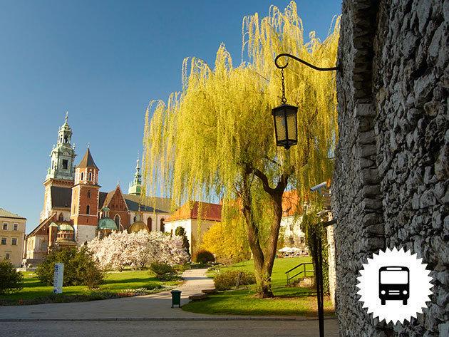KRAKKÓ buszos kirándulás / október 23-25 - útközben Zakopane, látogatási lehetőség Auschwitzban és Wieliczkában / 2 éj szállás reggelivel + izgalmas városnézések /fő